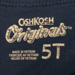OshKosh B'gosh Shirts & Tops - Oshkosh boys shirt size 5t